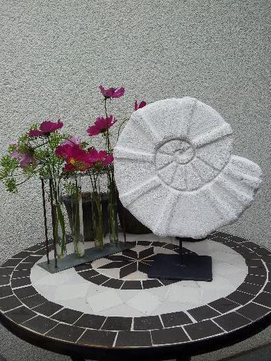 Haus kreativ for Steinskulptur garten