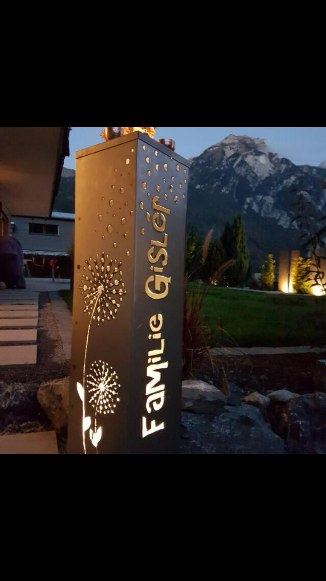 Haus kreativ for Gartendeko metallfiguren